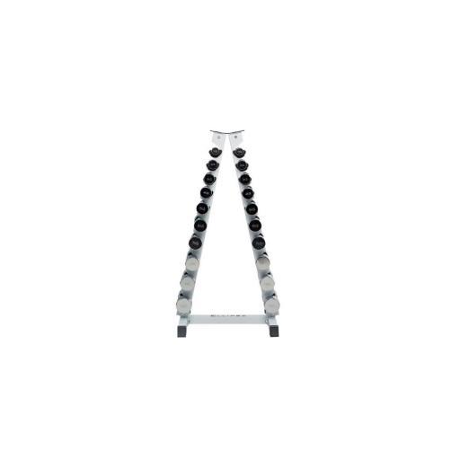 Mancuernero Pirámide - Rack Vertical - 10 Pares [1]