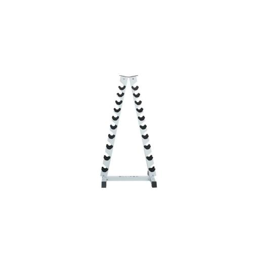 Mancuernero Pirámide - Rack Vertical - 10 Pares [2]