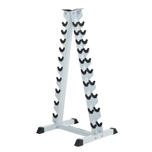 Mancuernero Pirámide - Rack Vertical - 10 Pares