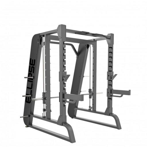 Multipower & Squat - Smith & Squat Machine