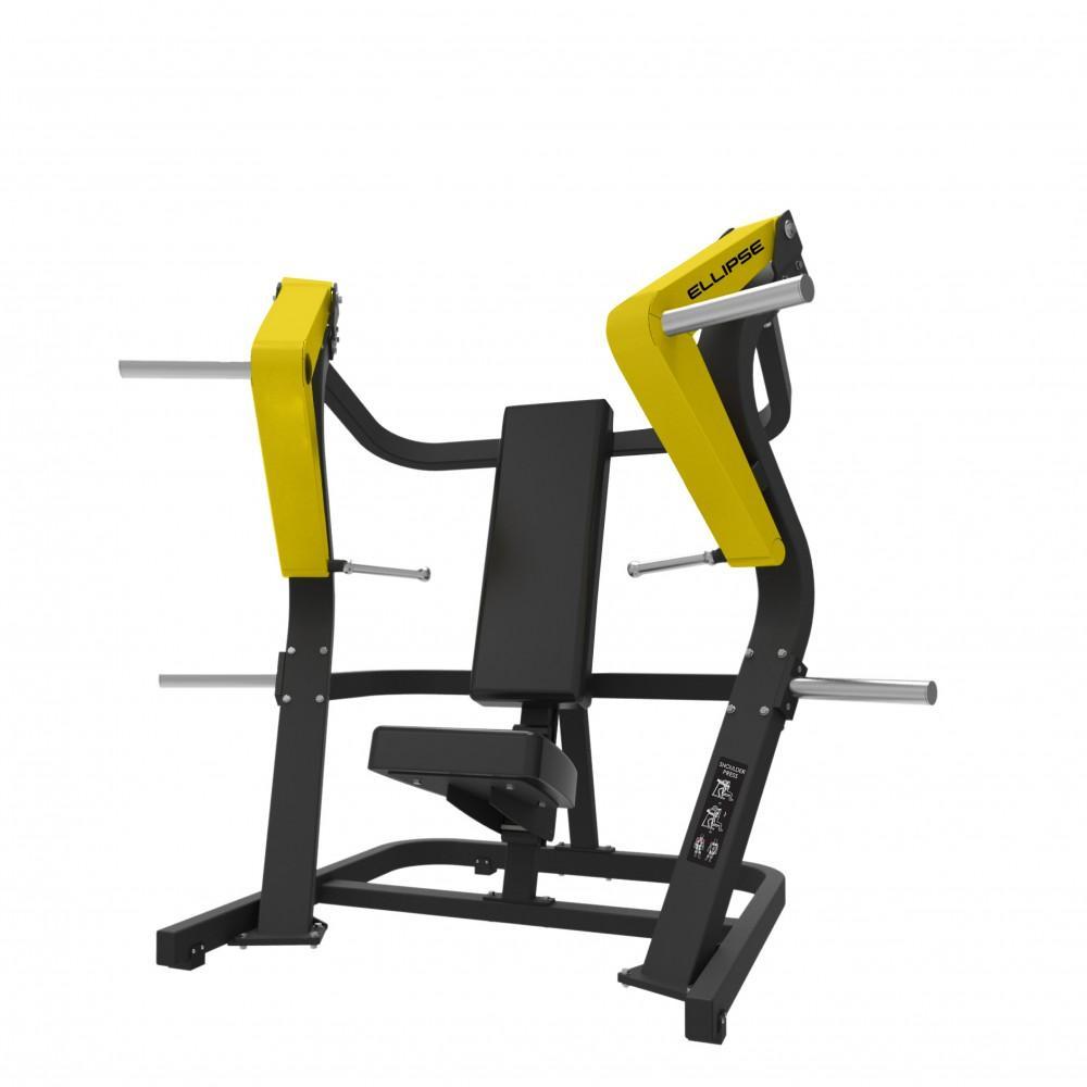 Press de Pecho Vertical - Seated Chest Press
