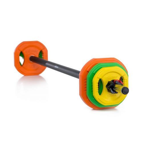 Set de Body Pump (con collarines de cierre Lock Jaw Collar) [2]