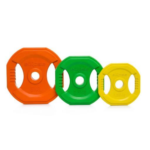 Set de Body Pump (con collarines de cierre Lock Jaw Collar) [1]