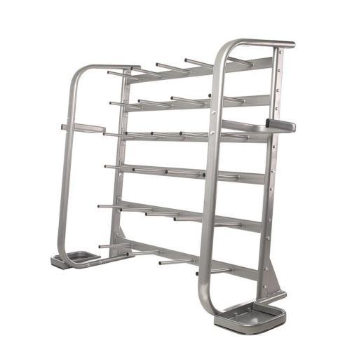 Soporte - Rack para 25 Sets de Body Pump [2]