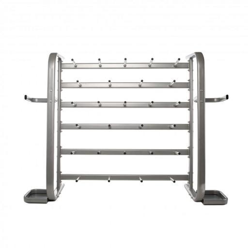 Soporte - Rack para 25 Sets de Body Pump [1]