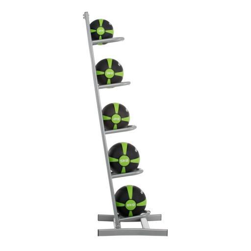 Soporte - Rack Vertical para 5 Balones Medicinales [1]