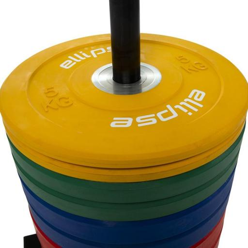 Soporte - Rack Vertical para Discos Bumper [2]
