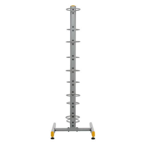 Soporte - Rack Vertical Doble para 10 Balones Medicinales [3]