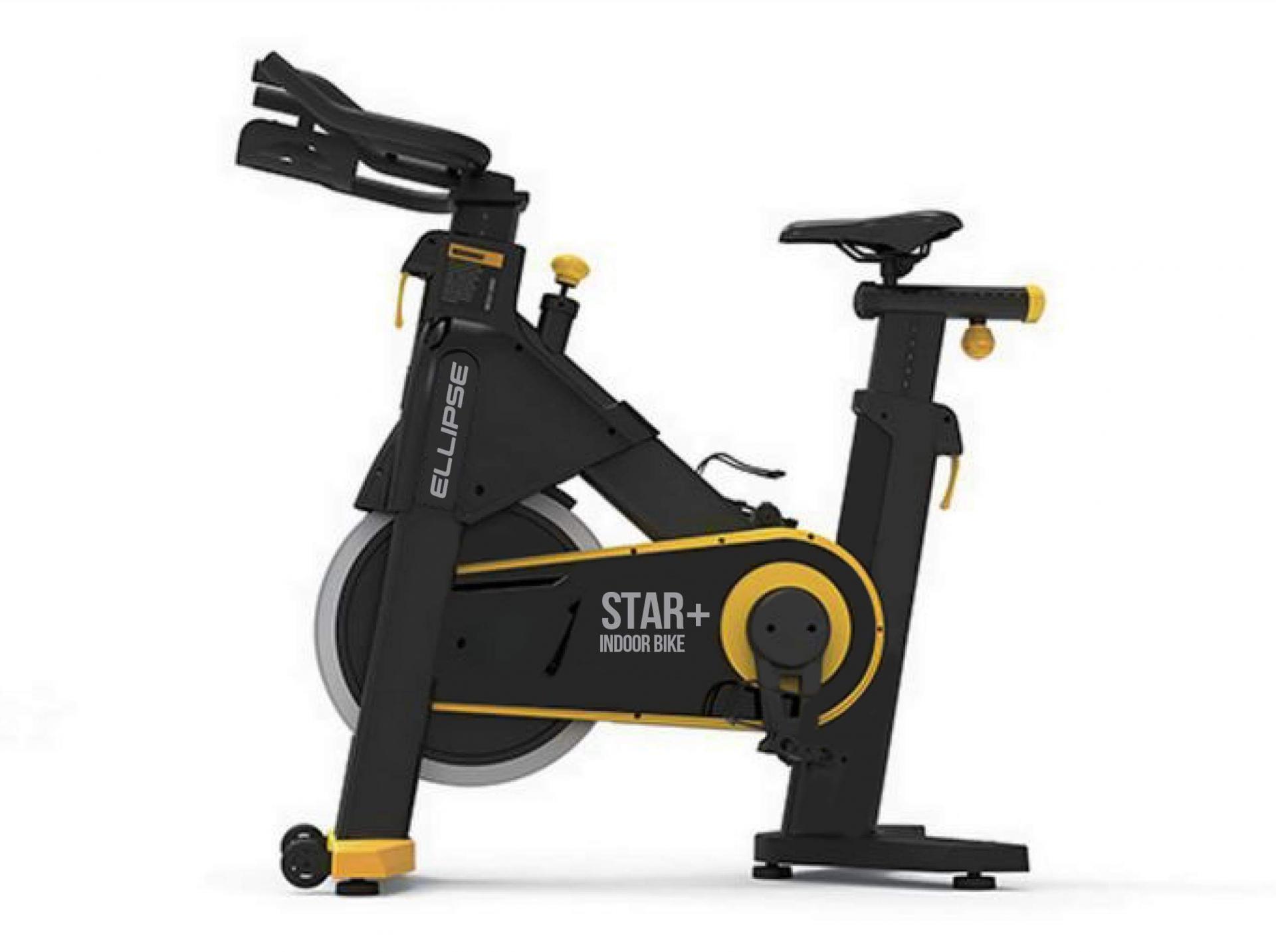 Bicicleta de ciclismo indoor STAR+ Spinning Bike