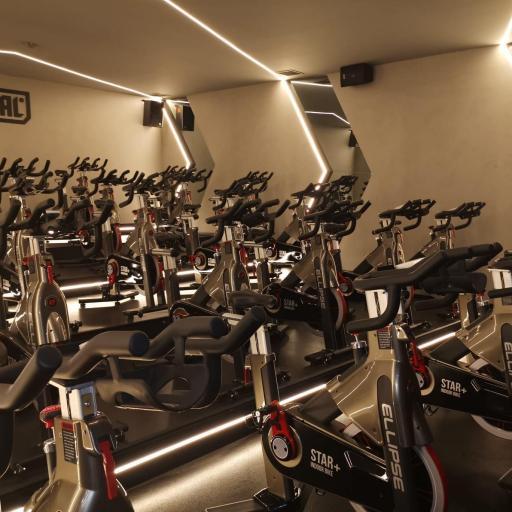 Bicicleta de ciclismo indoor STAR+ Spinning Bike [2]