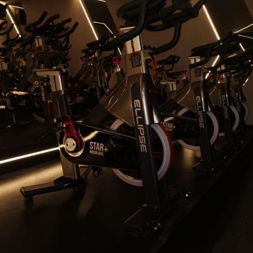 Bicicleta de ciclismo indoor STAR+ Spinning Bike [3]