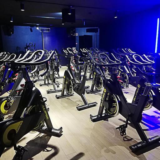 Bicicleta de ciclismo indoor STRONG Spinning Bike [3]