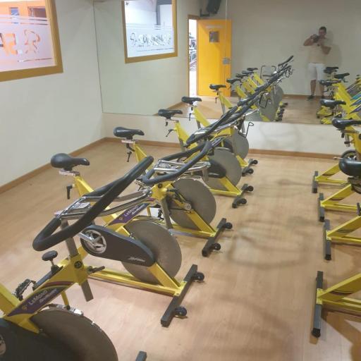 Por Unidad - Bicicleta Ciclo Indoor Life Fitness LeMond Revmaster Spinning Bike