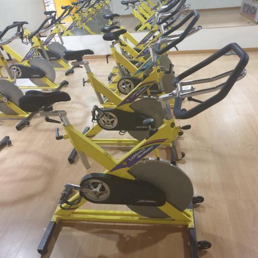 Por Unidad - Bicicleta Ciclo Indoor Life Fitness LeMond Revmaster Spinning Bike [1]