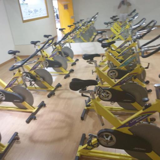 Por Unidad - Bicicleta Ciclo Indoor Life Fitness LeMond Revmaster Spinning Bike [2]