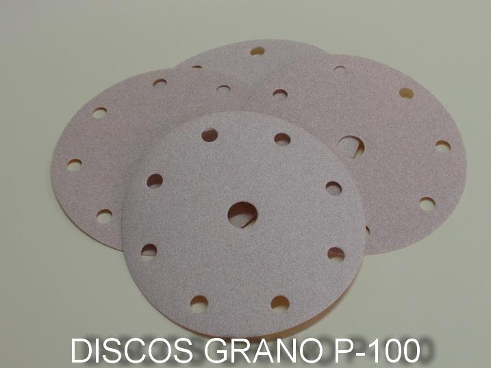 DISCOS GRANO P-100.