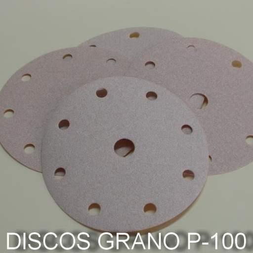 DISCOS GRANO P-100. [0]