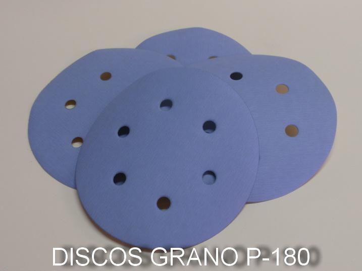 DISCOS GRANO P-180