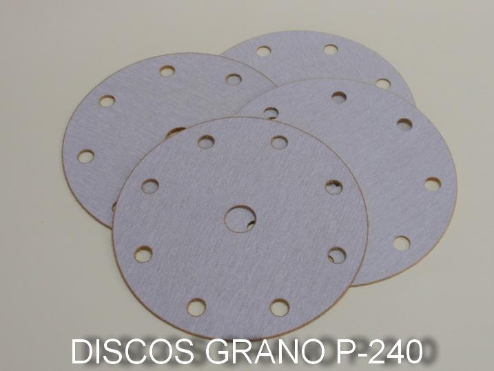 DISCOS GRANO P-240