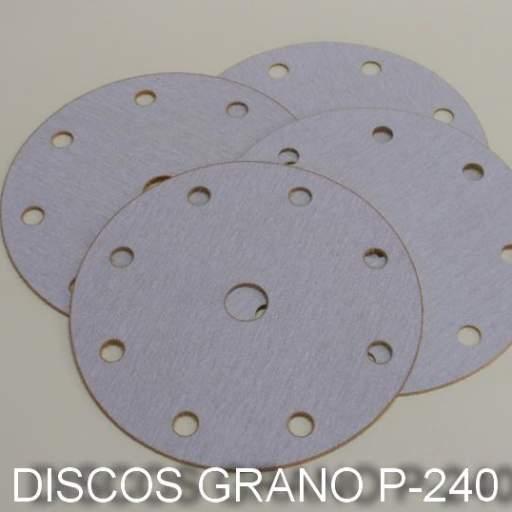 DISCOS GRANO P-240 [0]