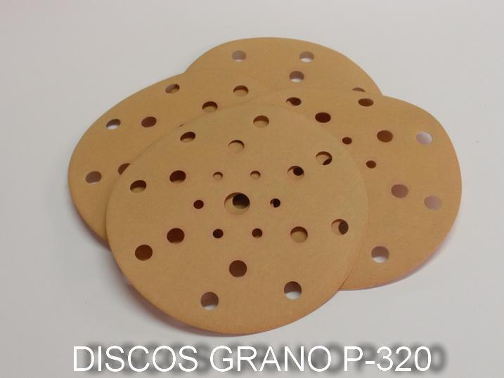DISCOS GRANO P-320