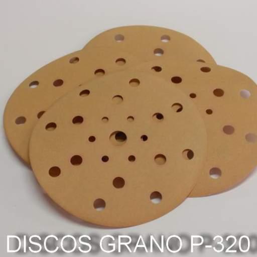 DISCOS GRANO P-320 [0]