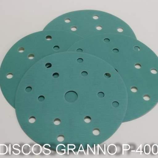 DISCOS GRANO P-400 [0]