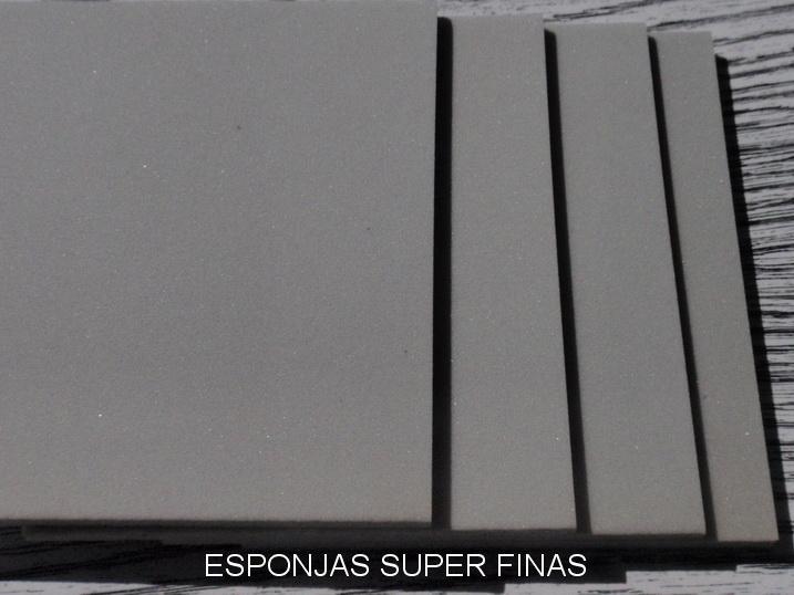 ESPONJA LIJA SUPERFINA (5unid)