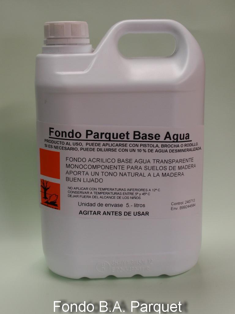FONDO PARQUET B.A. 5 Litros