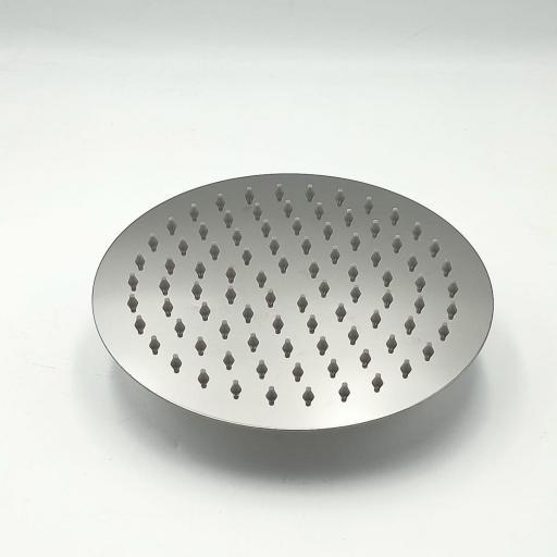 700006INOX Rociador de ducha Inoxidable 20 cm