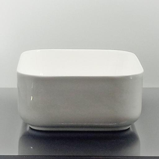 LAVCB40X30X14   Lavabo Cerámico Blanco Brillo [1]