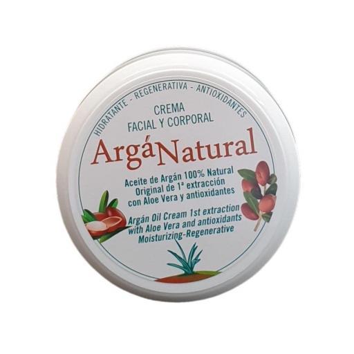 Crema Facial y Corporal - ArgaNatural