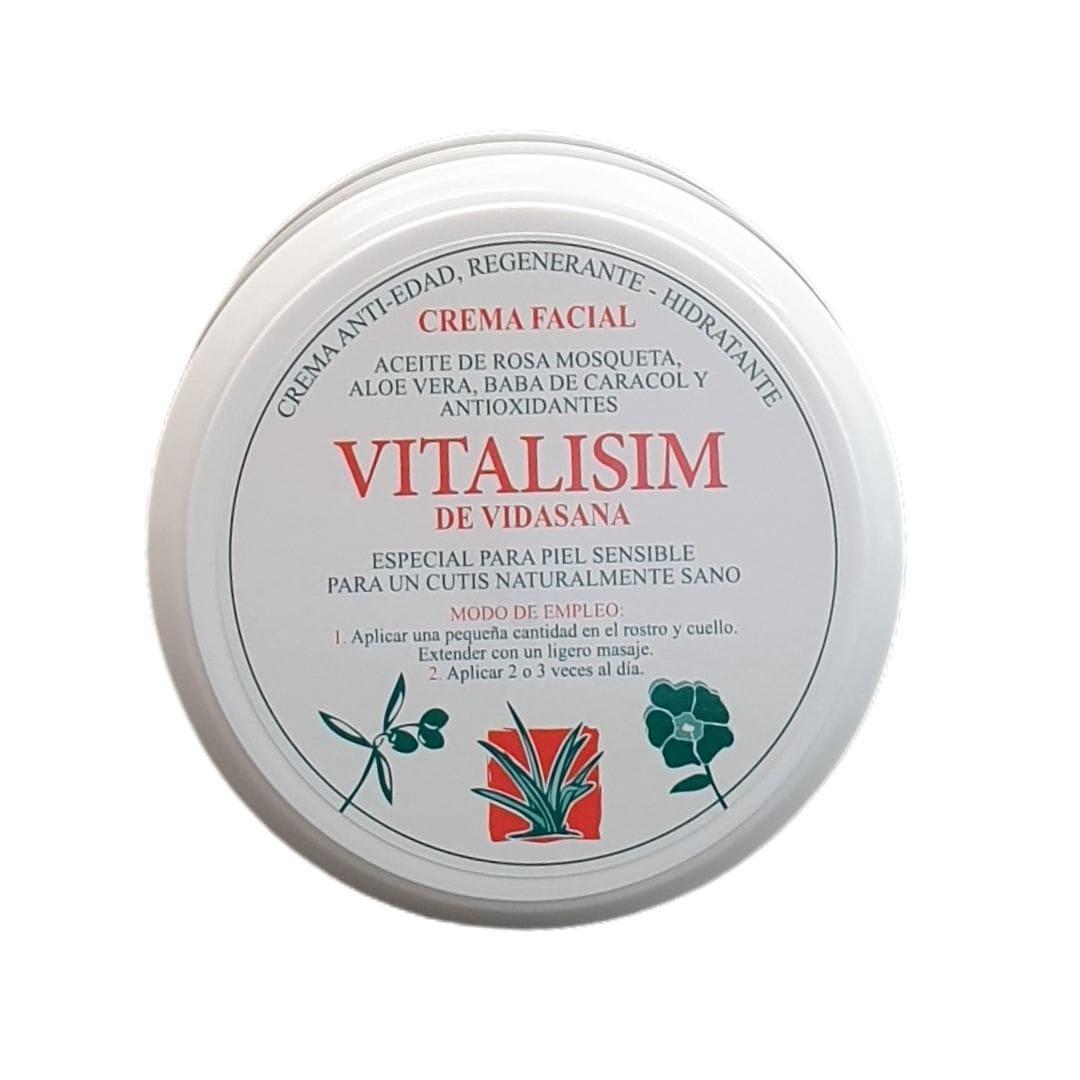 Crema Antiedad Regenerante Hidratante – Vitalisim