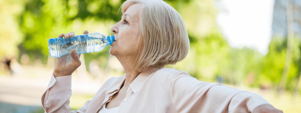 hidratación para las articulaciones