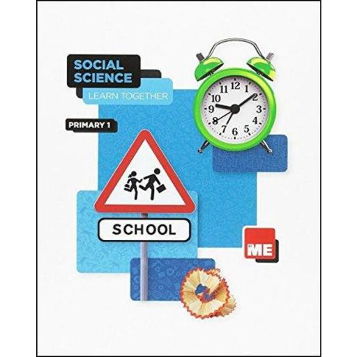 SOCIAL SCIENCE 1º PRIMARY STUDENT BK - LEARN TOGETHER ED 2018 VV.AA.
