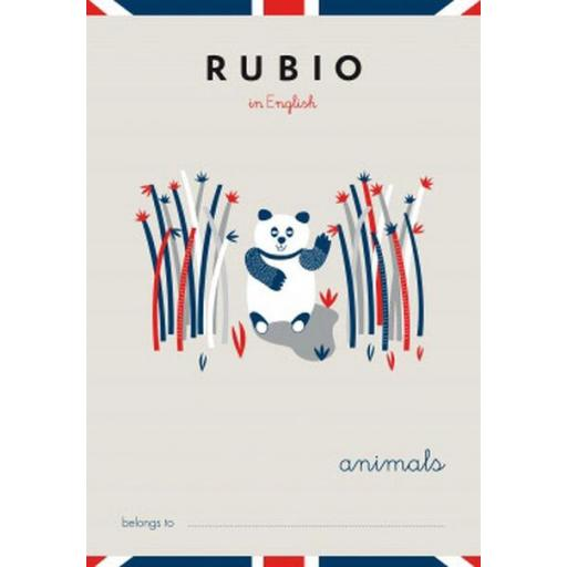 RUBIO IN ENGLISH ANIMALS