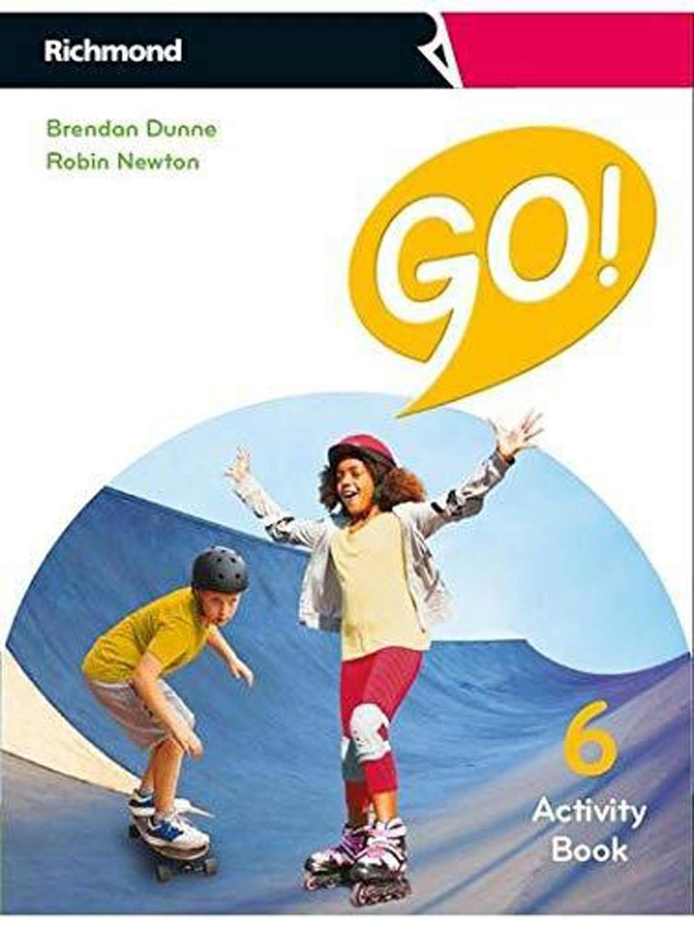 GO! 6º PRIMARY ACTIVITY PACK VV.AA.
