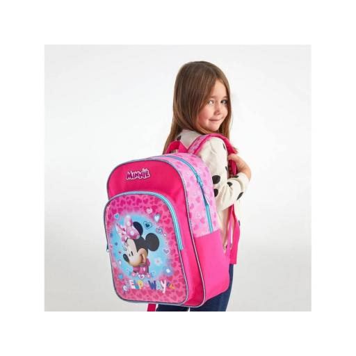 MOCHILA DISNEY HELP ON THE DAY (29x38x12cm)