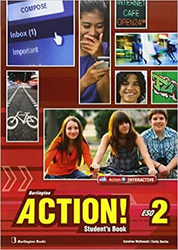 ACTION 2 ESO STUDENT S BOOK MEC ED 2016 VV.AA.