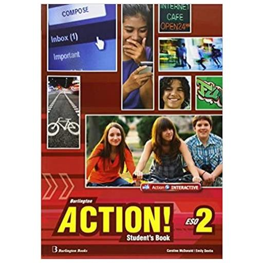 ACTION 2 ESO STUDENT S BOOK MEC ED 2016 VV.AA. [0]