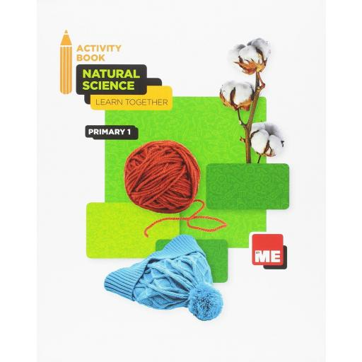 NATURAL SCIENCE 1 ACTIVITY BOOK LEARN TOGETHER ED 2018 VV.AA.