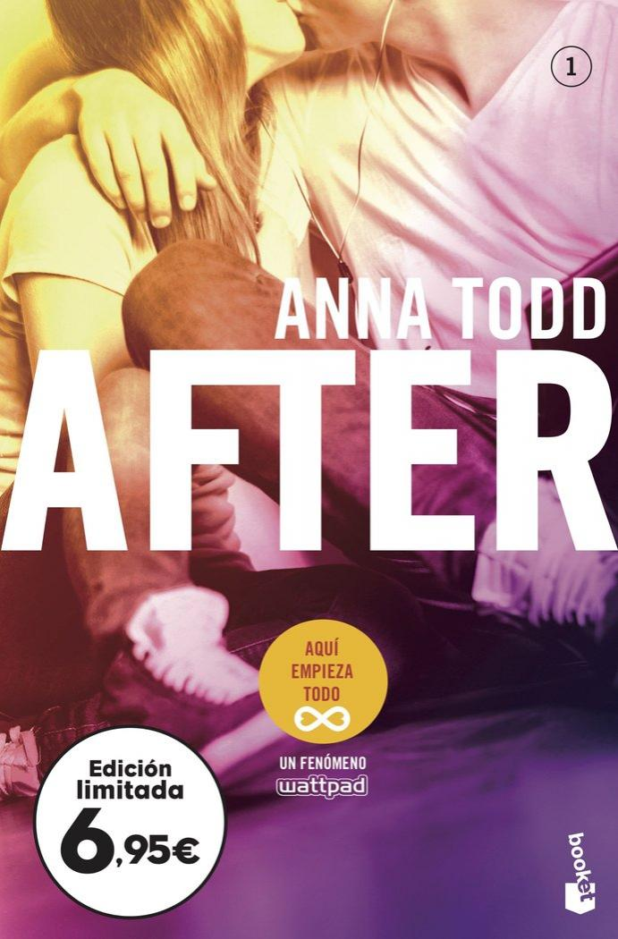 AFTER (SERIE AFTER 1) ANNA TODD