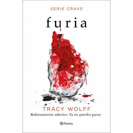 FURIA (SERIE CRAVE 2) TRACY WOLFF