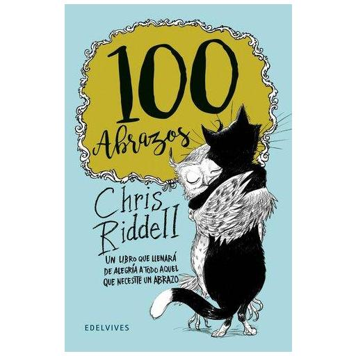 100 ABRAZOS CHRIS RIDDELL