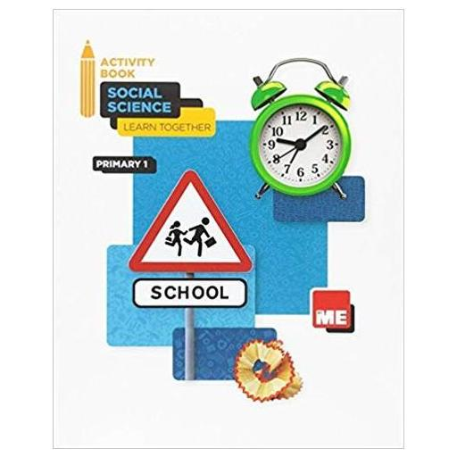 SOCIAL SCIENCE 1º PRIMARY ACTIVITY BOOK LEARN TOGETHER ED 2018