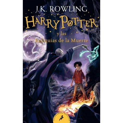 HARRY POTTER Y LAS RELIQUIAS DE LA MUERTE (HARRY POTTER 7) J.K. ROWLING