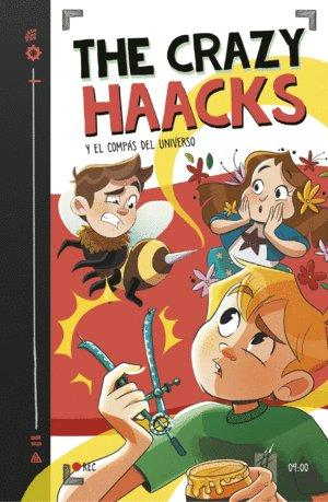 10. THE CRAZY HAACKS Y EL COMPÁS DEL UNIVERSO THE CRAZY HAACKS