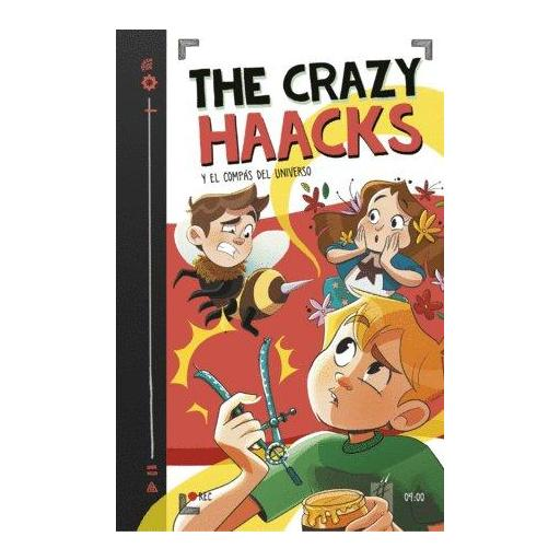 10. THE CRAZY HAACKS Y EL COMPÁS DEL UNIVERSO THE CRAZY HAACKS [0]