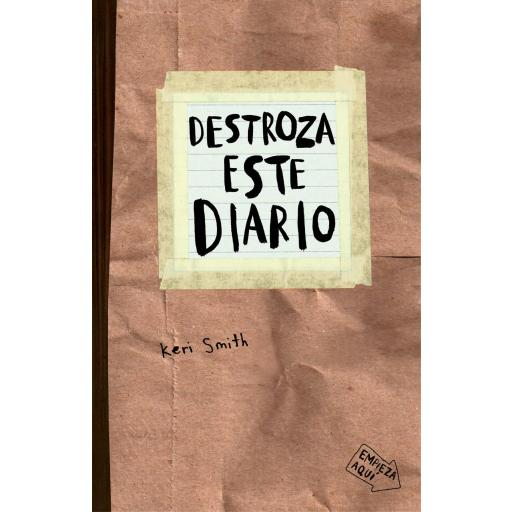 DESTROZA ESTE DIARIO: CRAFT KERI SMITH