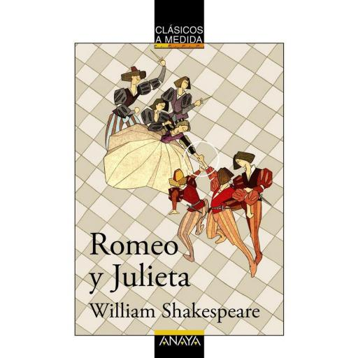ROMEO Y JULIETA WILLIAM SHAKESPEARE